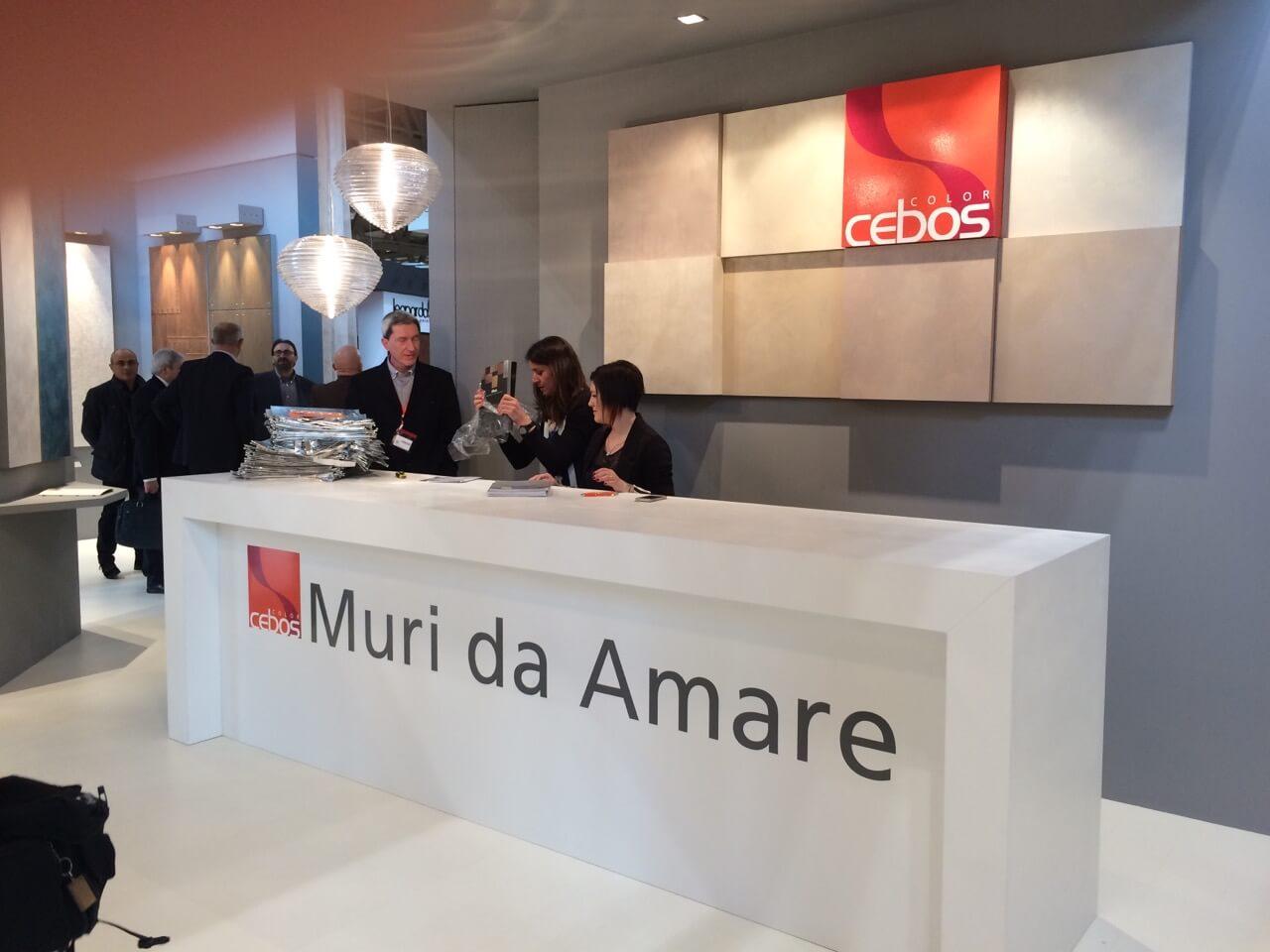 Выставка Архитектура Дизайн Строительство в Милане MADE expo 2015.