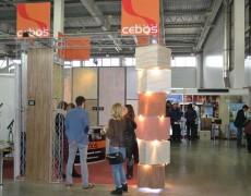 17 отраслевая выставка «Домострой-Весна-2015».  Запорожье