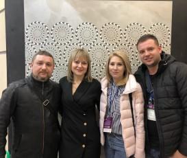 Выставка декоративных штукатурок и красок Cebos Color, 2019 Киев