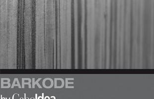 Декоративная штукатурка эффект фактуры BARKODE