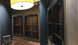 Офис продаж строительной компании Alef Estate