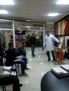 мастер-класс в Полтаве