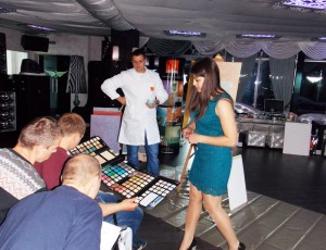 28 мая Винница мастер-класс по нанесению декоративных штукатурок и красок ТМ Cebos Color