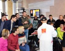 Днепропетровск, мастер-класс