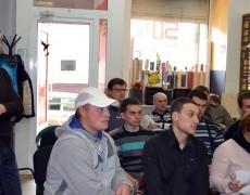 Харьков, мастер-класс