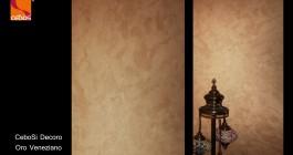 Фото работ, выполненных декоративными венецианкскими фактурными штукатурками торговой марки Cebos Color салоном город Полтава