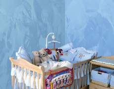 Декоративные покрытия для детской