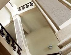 Декоративные покрытия для хола, лестничного марша
