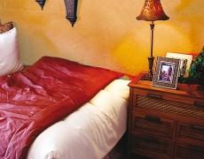 Декоративные покрытия для спальни