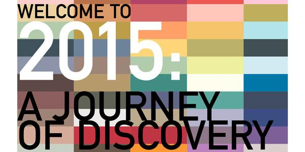 Цветовые тенденции 2015