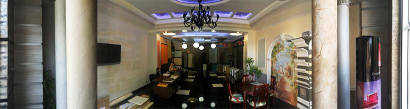 Салон декоративной штукатурки в Днепропетровске