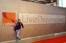 Декоративные штукатурки на выставке в Милане 2011г.
