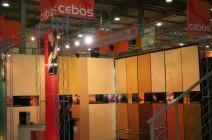 Декоративные  штукатурки на выставке в Киеве