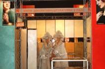Декоративные  штукатурки на выставке в Симферополе