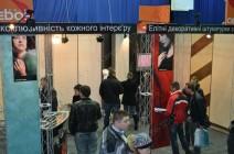 Декоративные штукатурки на выставке в Днепропетровске 2011г.